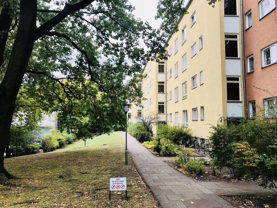 Вакантная квартира в Райникендорфе