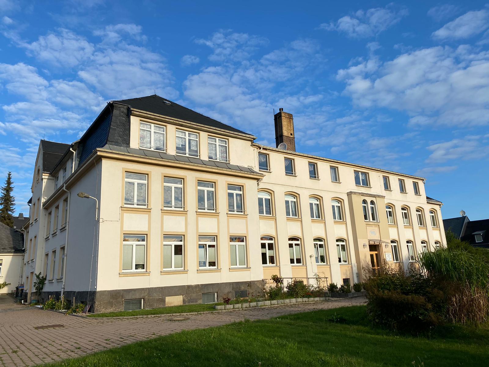 Pension, Pflegeheim, Hotel in Auerbach