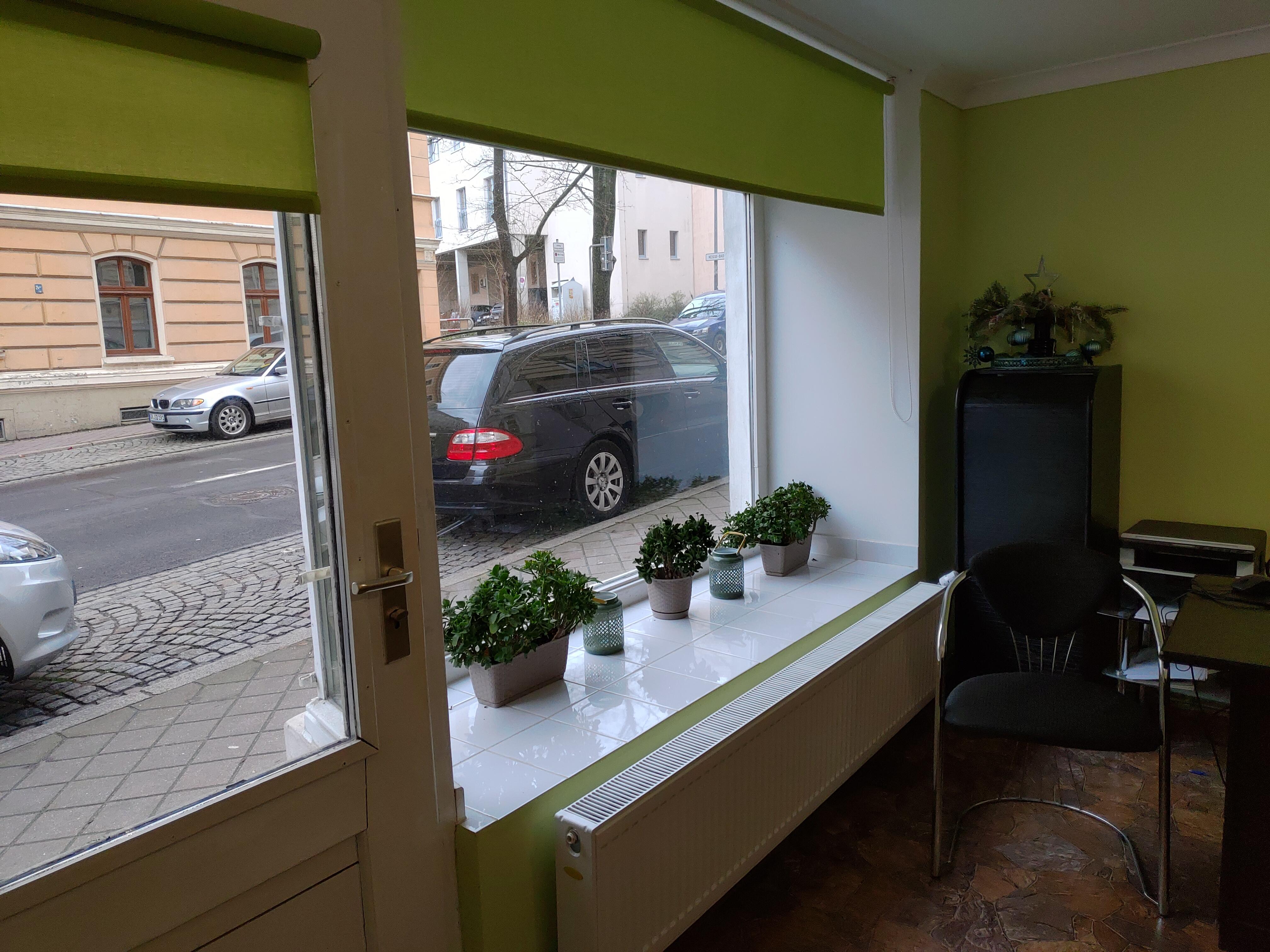 Bright office near the city centre