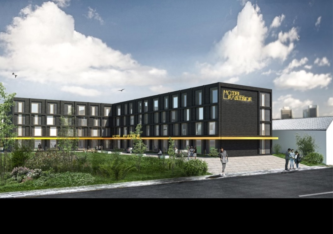 Hotel Project  near Frankfurt