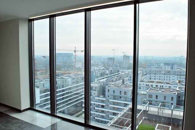 Роскошный пентхаус с 2 балконами