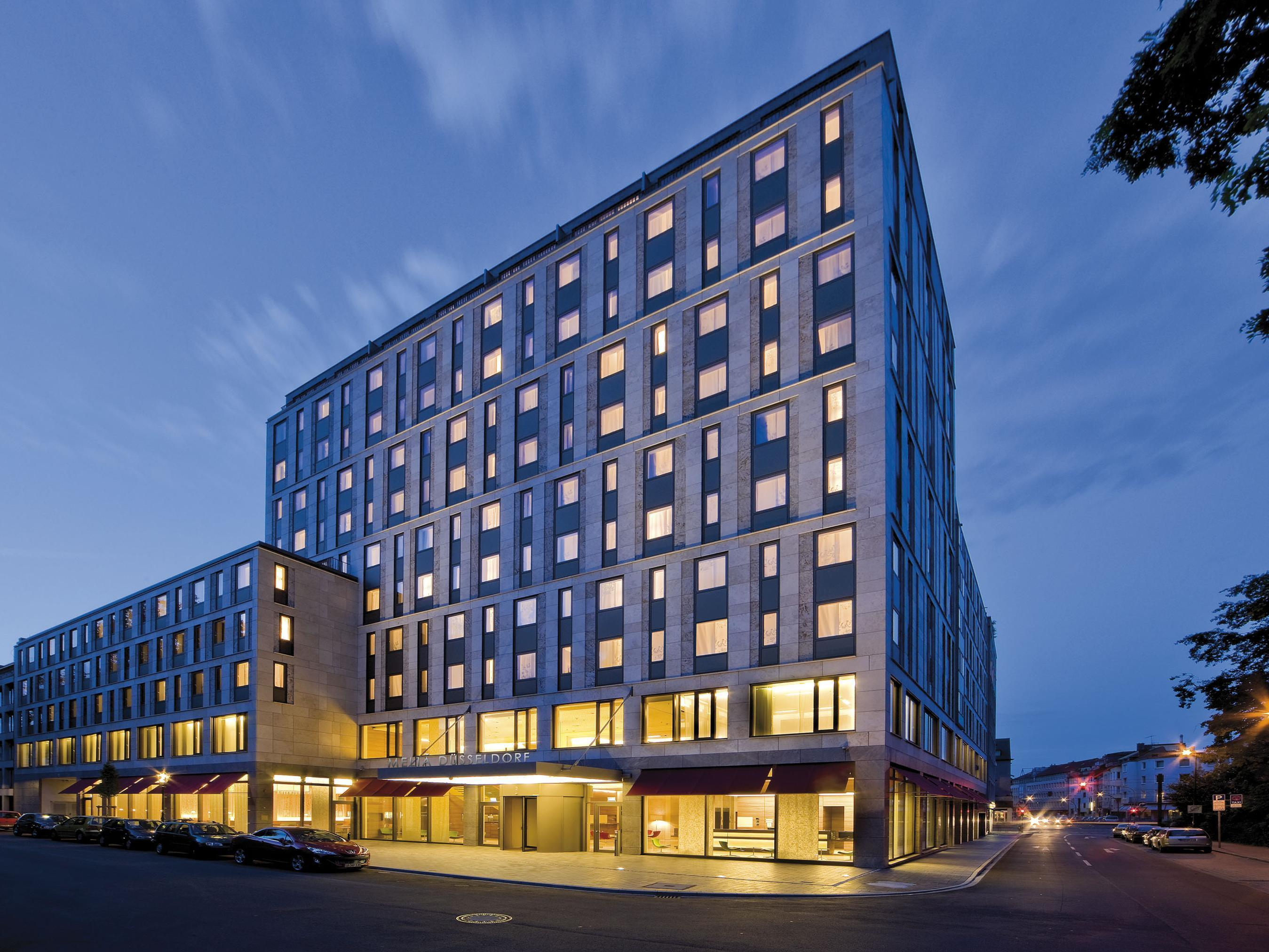 Купить отель в Дюссельдорфе