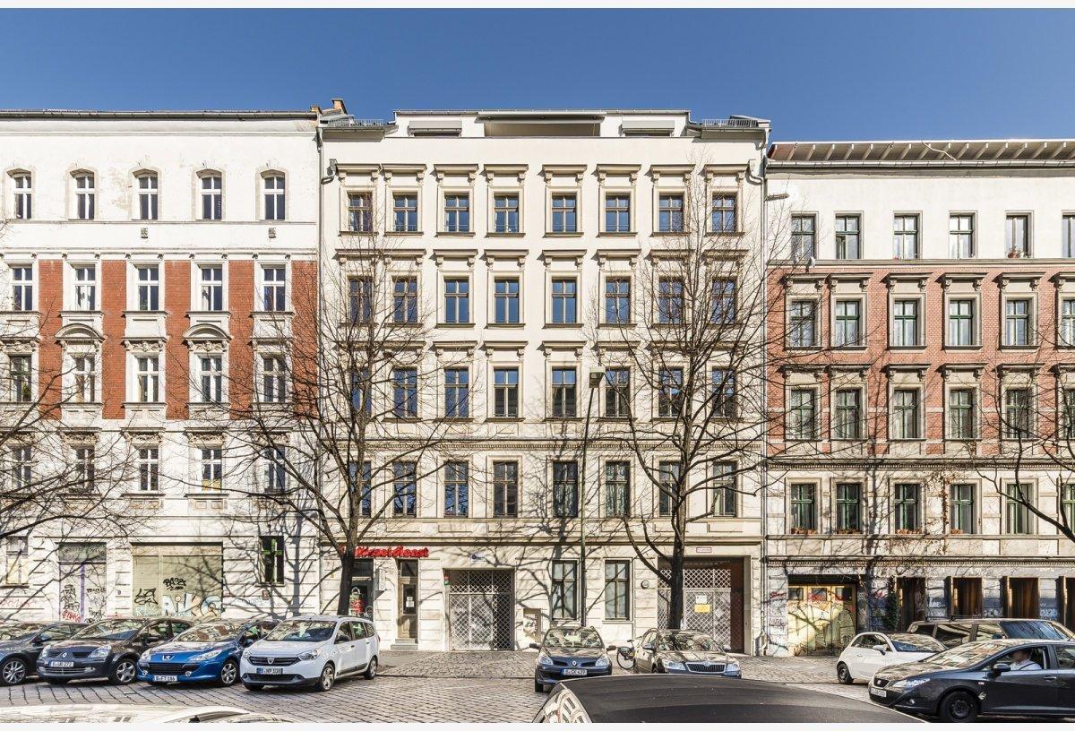 4 Zimmer Dachgeschosswohnung Berlin