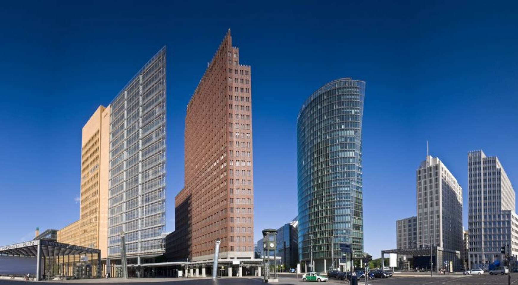 Commercial real estate in Berlin