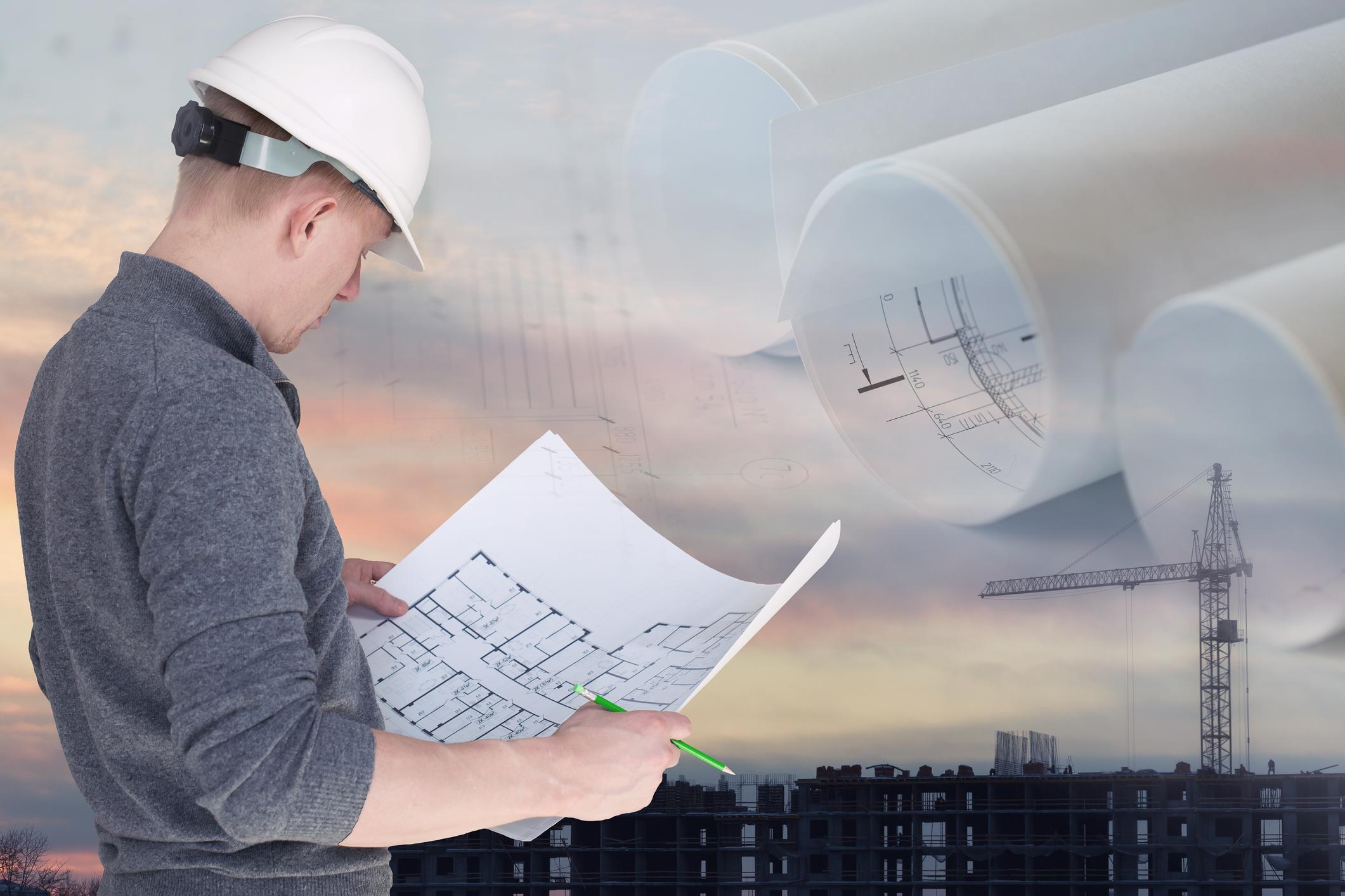 新建筑房地产开发商