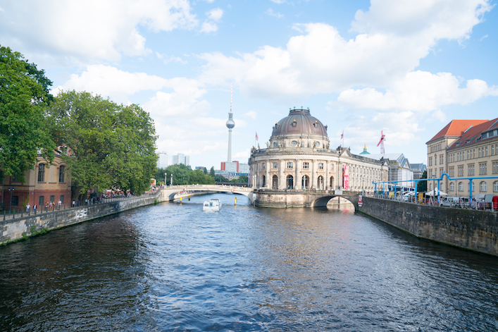 New building projects in Berlin