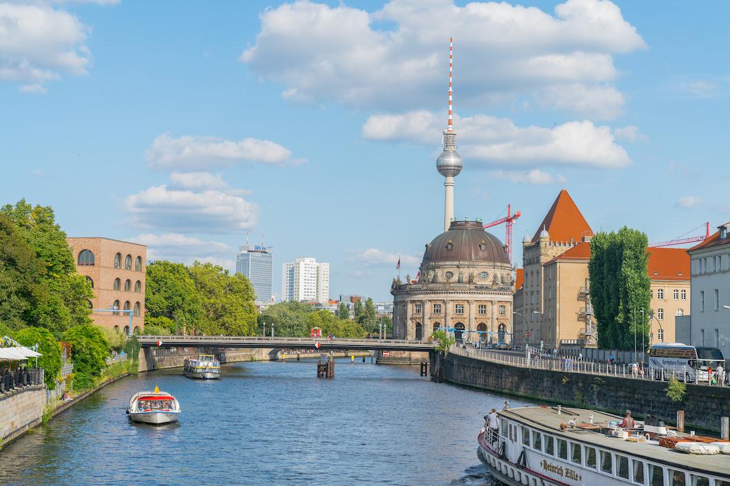 购买 柏林米特新建公寓