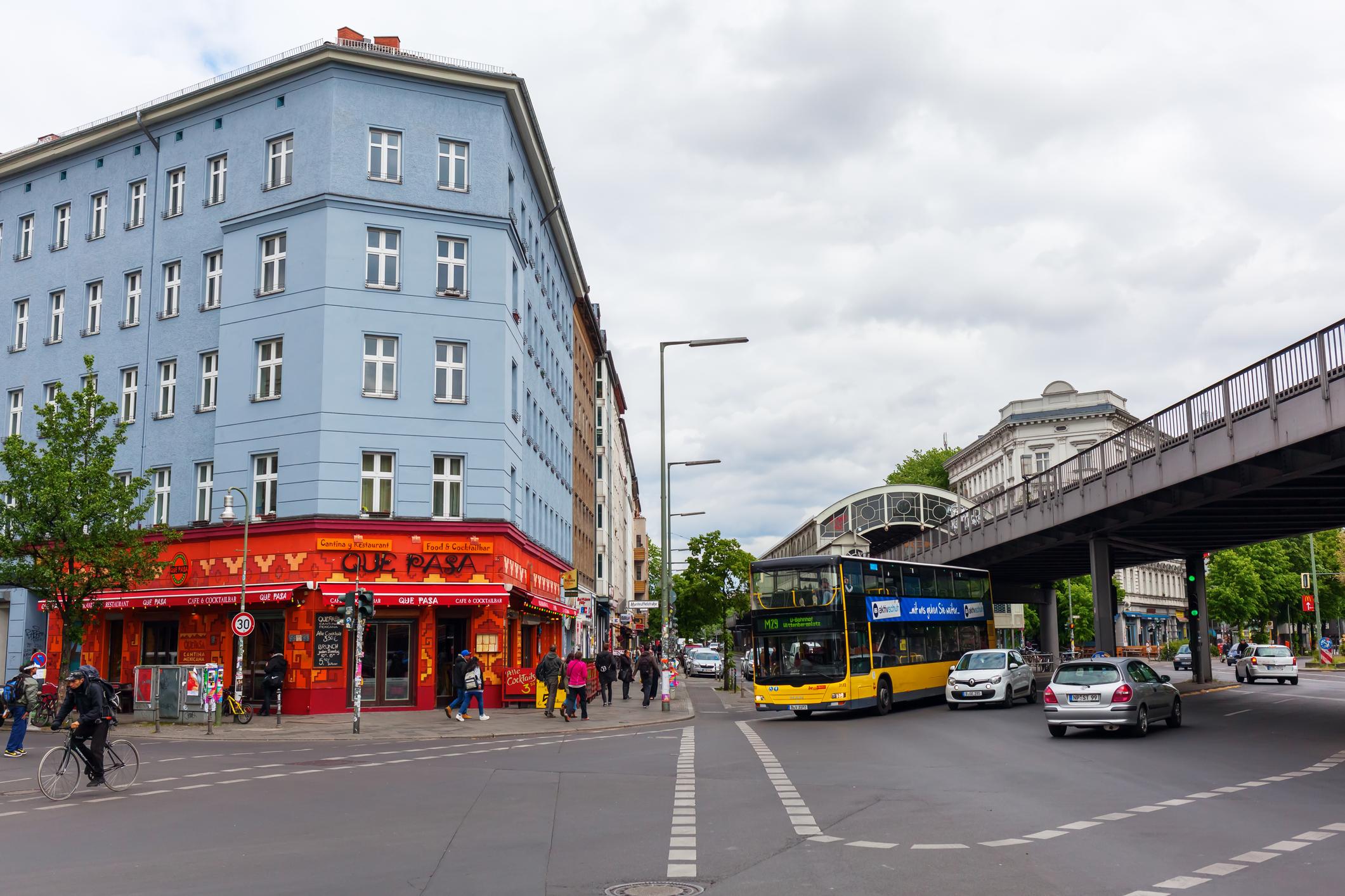 Rent apartments in Berlin