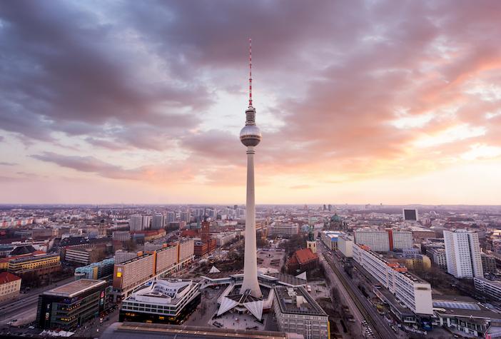 Описание районов Берлина