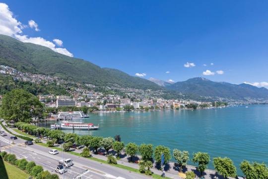 Hotel in Switzerland - Locarno